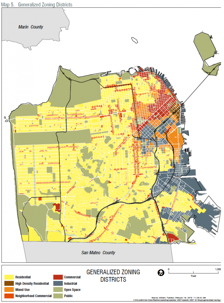SF Zoning Code 2014.